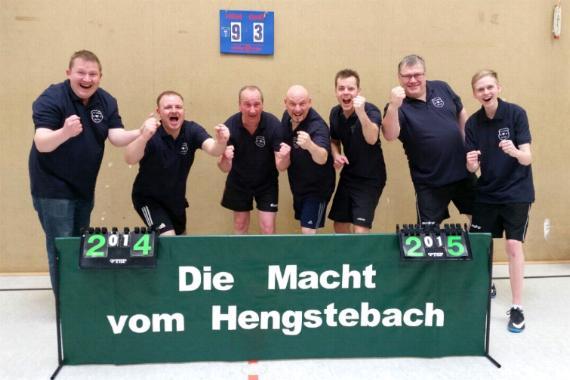 Meister 2014/2015